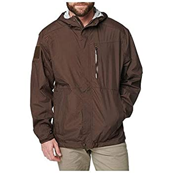 Image of 5.11 Tactical Style 48343 Men's Waterproof, Light-Weight Aurora Shell Jacket Clothing