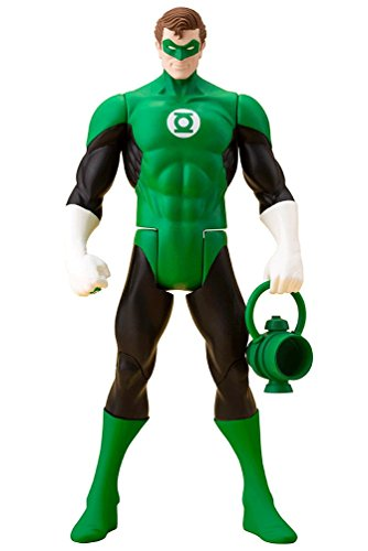Green Lantern Kotobukiya Dc Comics Classic Costume Artfx Statue