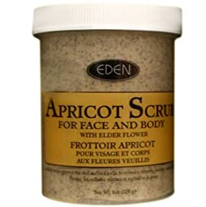 Eden Apricot Scrub For Face & Body 227g