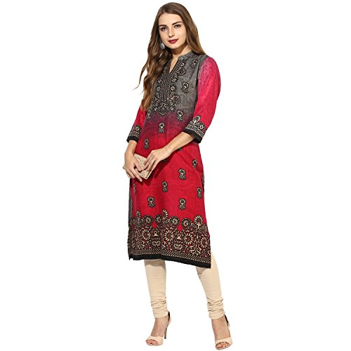 Lagi Kurtis Ethnic Women Kurta Kurti Tunic Digital Print Top Dress Casual Wear New Launch by Lagi
