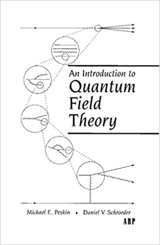 An introduction to quantum field theory frontiers in physics an introduction to quantum field theory frontiers in physics michael e peskin daniel v schroeder amazon fandeluxe Gallery