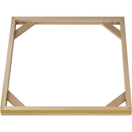 "Hahnemuhle 8 Gallerie Wrap Pro Bars, 16"" Long, 1.75"" Deep, Case, with Corner Braces - to Make 2 Frames"