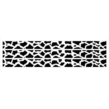 Amazon.com: Cow Print Wall Stickers Decals Decor: Home