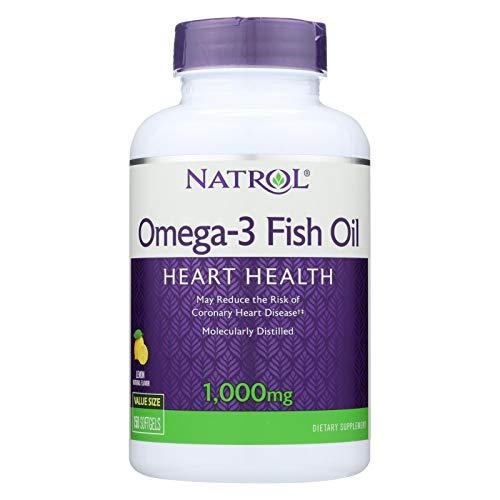 natrol omega 3 fish oil - 4