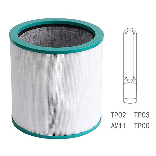 Price comparison product image Replacement Filter,  for Dyson Pure Cool Link TP02,  TP03, Dyson Tower Purifier,  Part no 968126-03