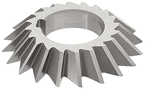 HSS TiN Coating 7//32 Width 4 Cutting Diameter KEO Milling 08501 Slitting Saw Standard Cut Straight Side Tooth,MT Style 1 Arbor Hole 36 Teeth