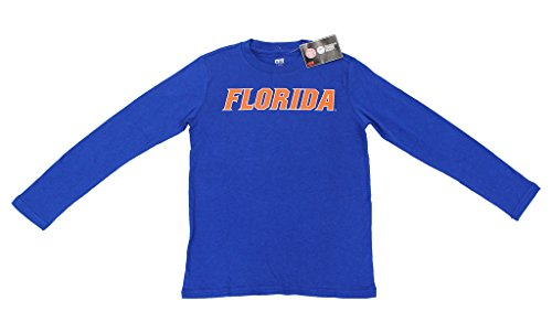 Genuine Stuff NFL Youth Florida Gators Long Sleeve T (Florida Gators Stuff)