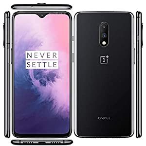 OnePlus 7 8G+256G/12G+256G 6.41 Inches Factory Unlocked International Model-GSM Carrier Networks -Mirror Gray, Red (Mirror Grey, 12G+256G)