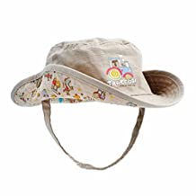 IMLECK Youth Unisex Play Hat Cowboy Style Bear Boy Sun Hat