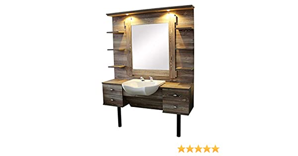 CSS CT875 - Mueble de peluquería para salón de belleza ...