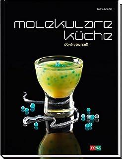 Starter-Set Molekulare Küche: Baukasten mit 10 Texturgebern ...