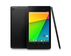 Google Nexus 7 (2013) TABLET/ブラック(Android/7inch/APQ8064/2G/32G/BT4/LTE) ME571-LTE