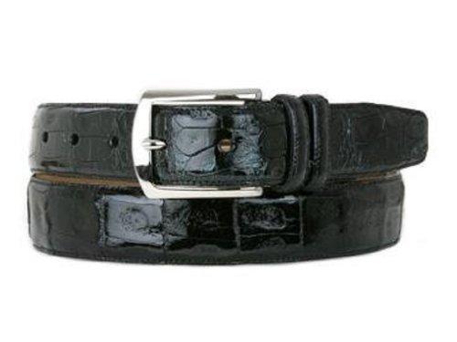 Mezlan Black Belt (Mezlan Men's 8603 Belt Black 38