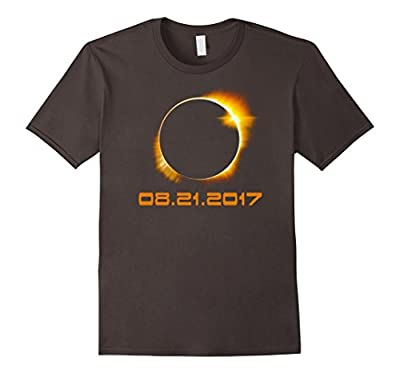 Total Solar Eclipse Astronomy August 21 2017 T Shirt