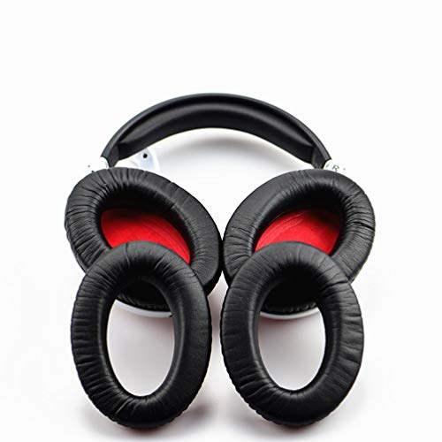 Cushions Ear Pads Memory Foam Protein Leather for Sennheiser G4ME Zero Pxc450 Pc350 Pxc350 Pxe350 Hd380 Headphones…