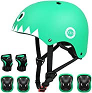 XJD Kids Bike Helmet Toddler Helmet 3-13 Years Sport Protective Gear Set Boy Girl Adjustable Child Cycling Hel