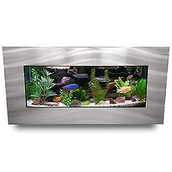 Image of Aussie Aquariums 2.0 Wall Mounted Aquarium - Skyline Pet Supplies