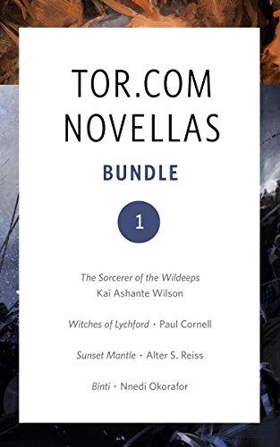 book cover of Tor.com Bundle 1 - September 2015