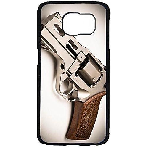 Samsung Galaxy S7 Phone Shell,Useful Hard Plastic Protector Shell for Samsung Galaxy S7 Creative Unique Gun Print Phone Case Sales