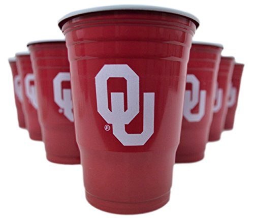 Oklahoma Sooners Party Kits - 8