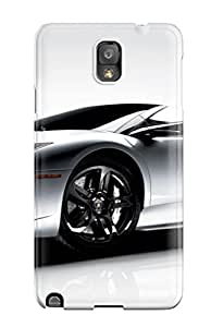 Quality Cody Elizabeth Weaver Case Cover With Lamborghini Murcielago Lp640 Roadster Nice Appearance Compatible With Galaxy Note 3