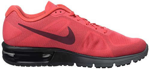 Nike 719912-802, Scarpe da Trail Running Uomo Rosso (Ember Glow/Team Red/Black/Cool Grey)