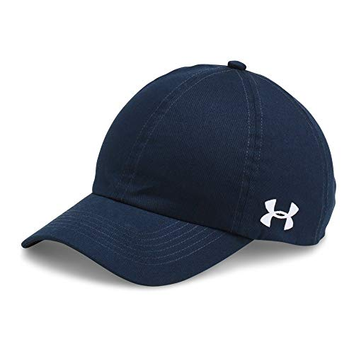 Under Armour Womens Team Armour Cap, Midnight Navy (410)/White, One Size