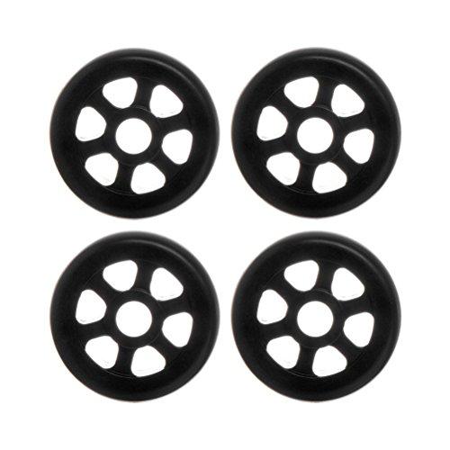 (Rollerblade TRS Anti-Rocker Aggressive Skate Wheels - 4 Pack 2012)