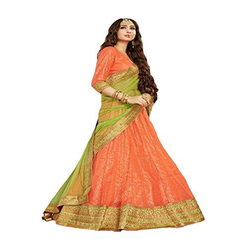 Party Wear Bridal Lehenga Choli Ceremony Dress Eid Muslim Ethnic Designer Women Hijab Indian 9117