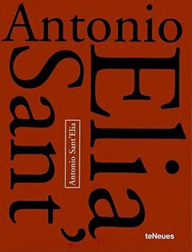 Antonio Sant' Elia (Archipockets) (Multilingual Edition)