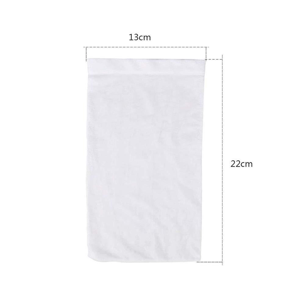 Pool Skimmer Socken 13 /× 22 cm Mit Elastizit/ät Verdickt Superfeines Nylonnetz Geeignet F/ür Filterk/örbe Und Absch/äumer