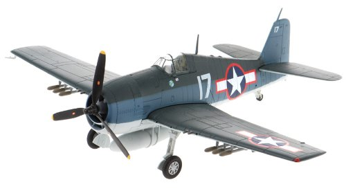21st Century Toys Vehicles (US Navy WWII Grumman F6F Hellcat 1:48 Model (VF-9))
