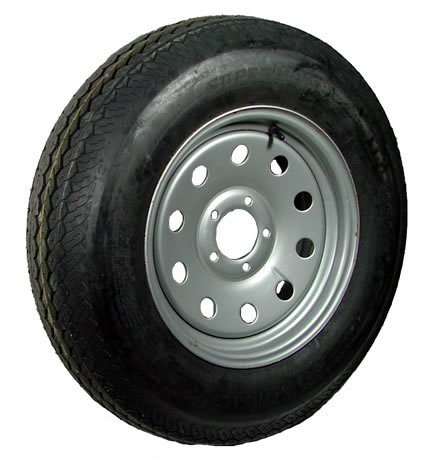 15 trailer wheels - 4