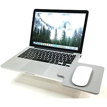 Amazon Com Sojitek Black Mousepad Attachable To Folding