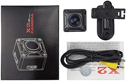 DJI New Action Max 128GB Action Camera Accessory Action Camera Accessory X2 HD 1080P 180 Degree Wide Angle 6-Layer Glass Lens Infrared Night Vision Sports DV Support TF Card