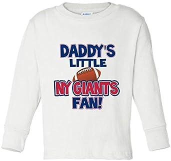 ny giants girls shirts