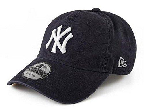 New Era New York Yankees 9Twenty MLB Core Classic Adjustable Hat - Navy from New Era