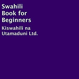 Swahili Book for Beginners Hörbuch
