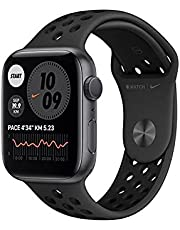 Apple Watch Nike Series 6 - GPS, 40mm Space Grey Aluminium Case with Anthracite/Black Nike Sport Band