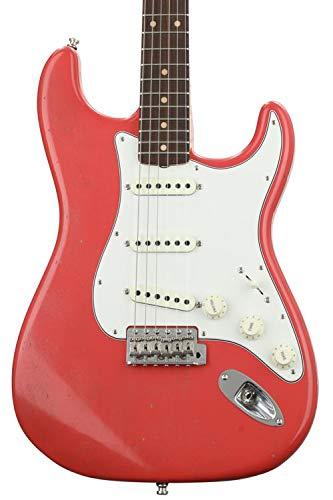 Fender Custom Shop Postmodern Stratocaster Journeyman Relic - Faded/Aged Fiesta Red