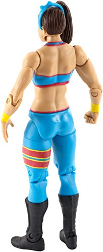 WWE – Nxt Collection – Bayley – Figurine Articulée 15 15 15 cm   De La Mode  3216ad