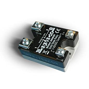 opto 22 380d25 dc control solid state relay 380 vac 25 amp 4000