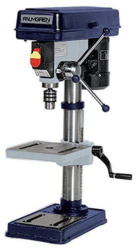 Palmgren 10'' 5-Speed Bench step pulley drill press