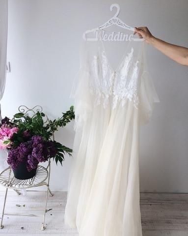 Amazon.com: Wemilli Wedding Bride, MRS Hanger - Bridal Wedding Dress ...