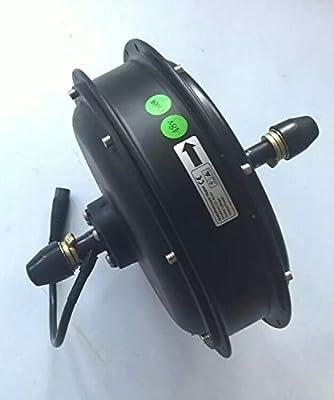 GZFTM 1500 W 48 V Rueda Trasera Hub Motor eléctrico para Bicicleta ...
