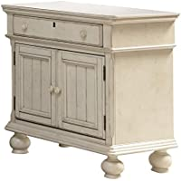 American Woodcrafters Newport 2 Door Nightstand