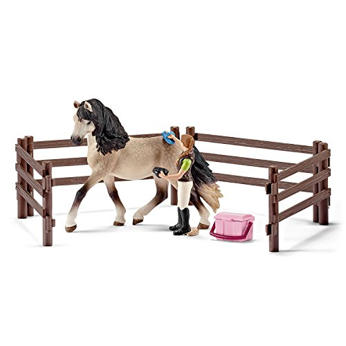 Schleich North America Andalusian Horse Care Set