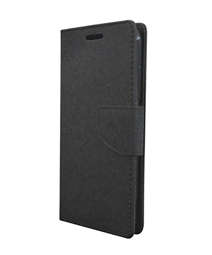 COVERNEW Flip Cover for Samsung Galaxy S3 Neo i9300  Black