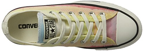 Converse All Star Ox Can Graphics - Zapatillas Mujer Amarillo