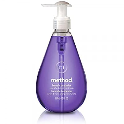 Method Naturally Derived Gel Hand Wash Pump